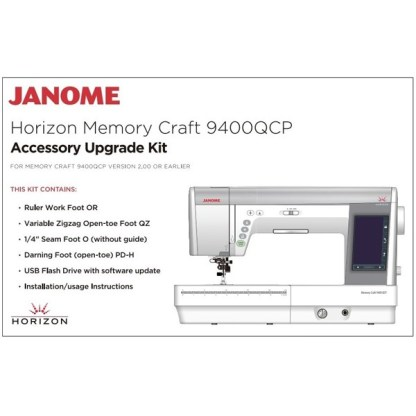Janome-Memory-Craft-9400QCP-Upgrade-Kit