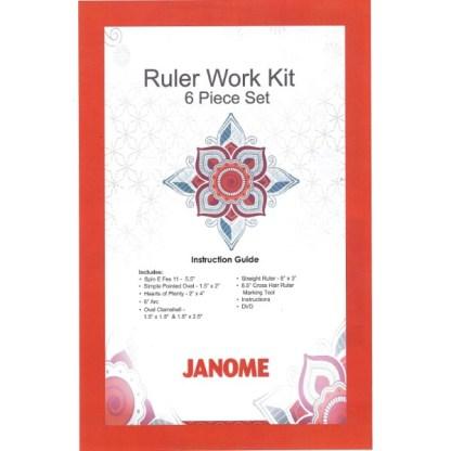 Janome Ruler Work Kit