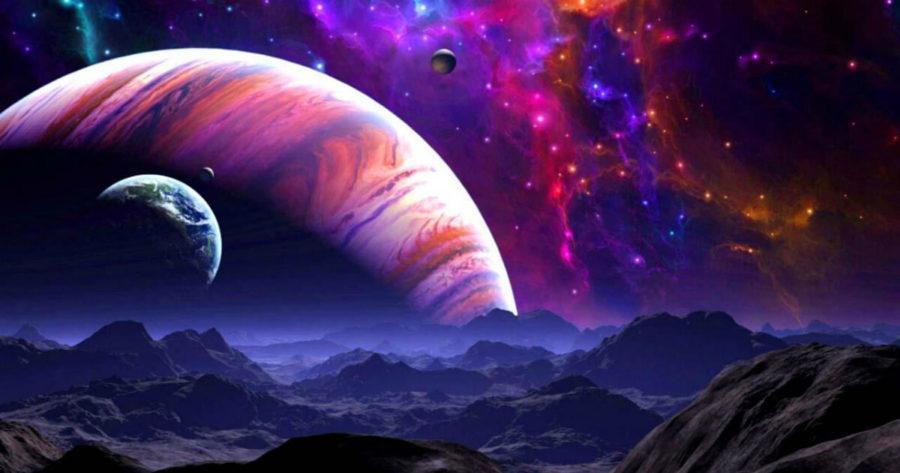 معلومات عن الفضاء الخارجي جنوبية