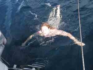 Asa swimming