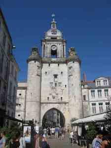 Clocktower La Rochelle