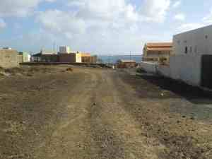 street of village
