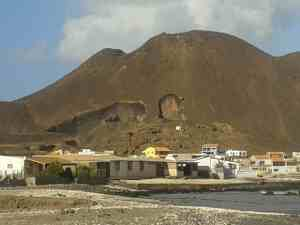 the volcano we climbed