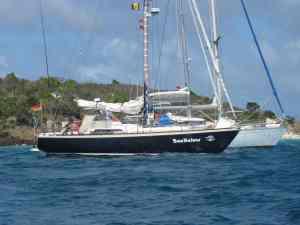 SeaBelow Tobago Cays
