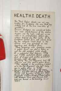 Tod und Gesundheit