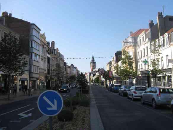 Rathausturm Calais