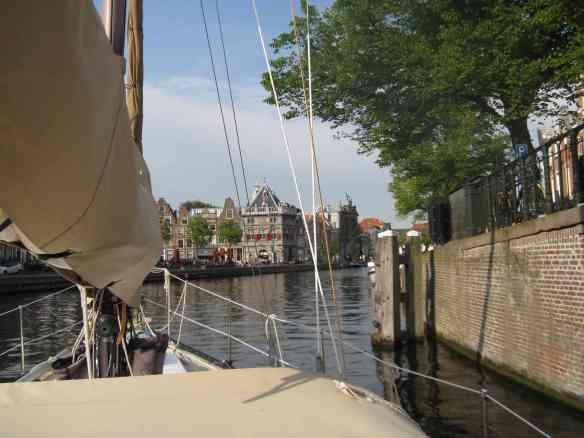 The passage through Haarlem