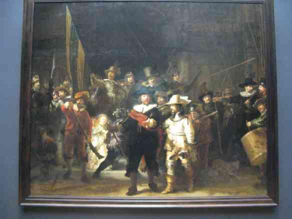 Rembrandts Nachtwache