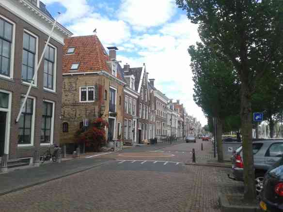 Street in Harlingen