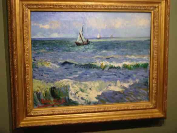 van Gogh Schiff