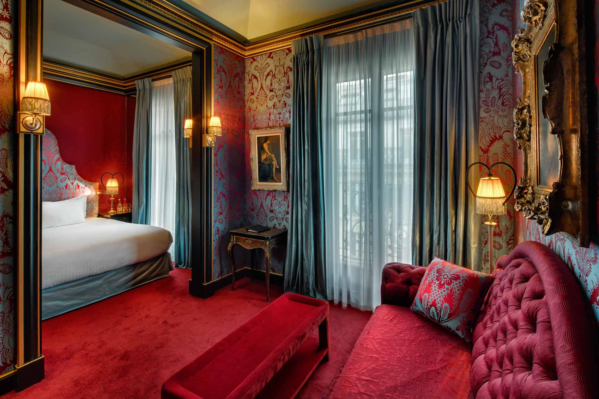Luxury Boutique Hotel Maison Souquet Paris Jan Prerovsky
