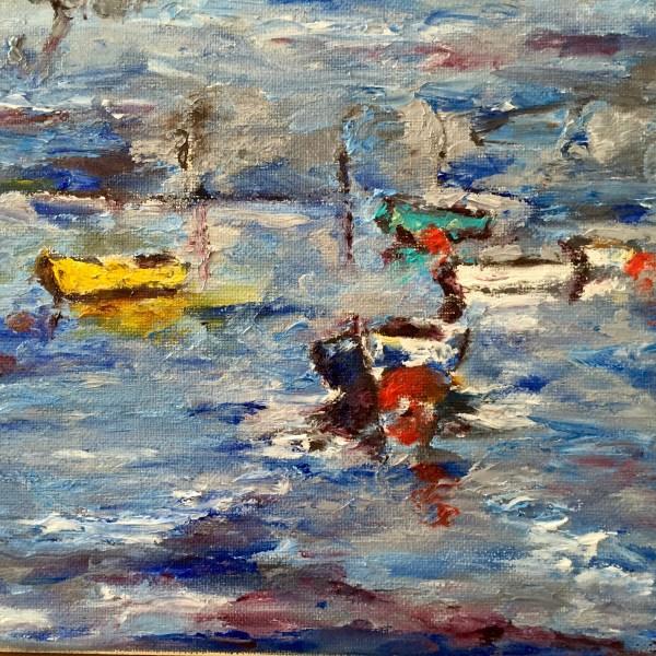 Boat Cluster