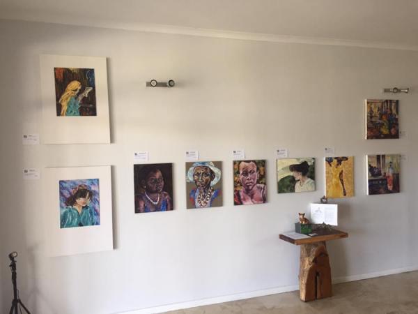 Studio Exhibition Aug