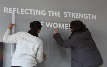 Strength of Women 8