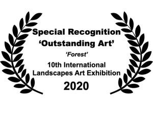 award winning landscape paining