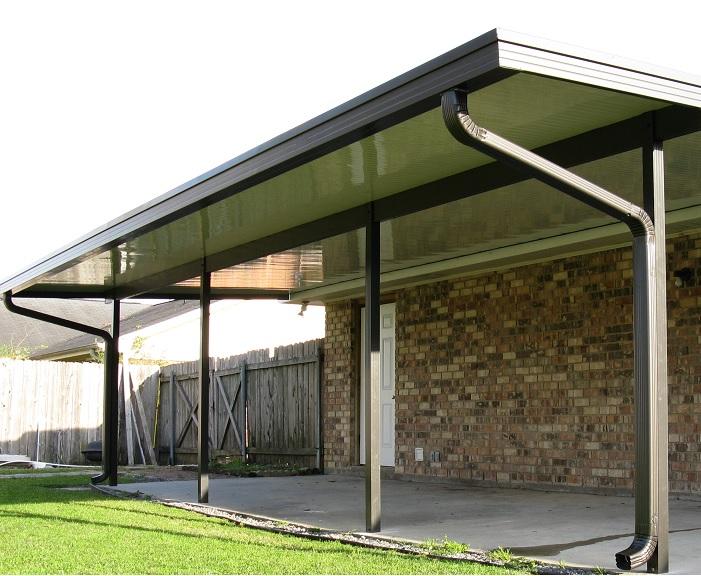 aluminum patio roofs carport protection
