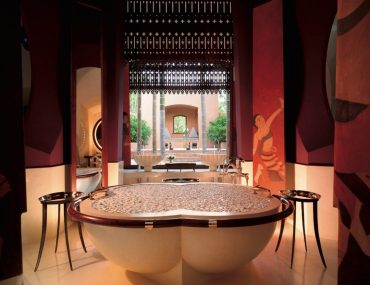 bathroom in villa at Phulay Bay, a Ritz-Carlton Reserve