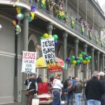 If we are all going straight to hell, might as well start from New Orleans.