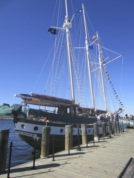 Elizabeth River Harbor Cruise