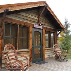 Ranch at Rock Creek, cabin