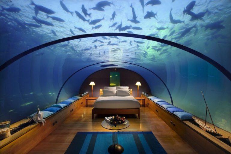 Jules Undersea Lodge in Key Largo, Florida