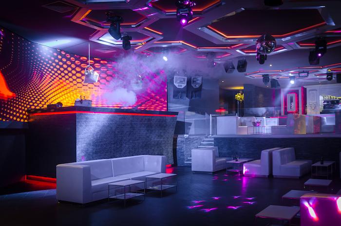 Noir, nightclub at Moon Palace