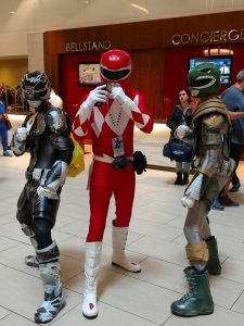 Power Rangers, Dragon Con