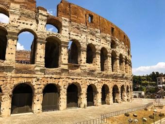 Colosseum View
