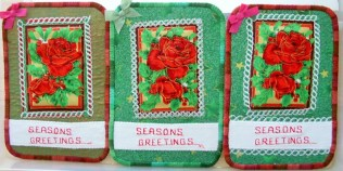 3 Christmas Seasons Greetings