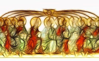 Start van de cyclus 'Vruchten van de Geest-geloven in het gewone leven'