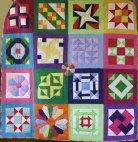 Debbie's quilt