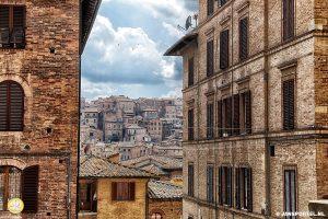 Aangezicht van Siena
