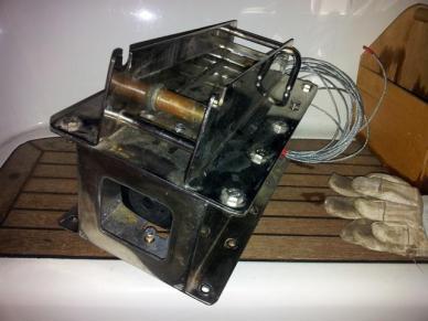 elektrische Winde Ingo Hoff