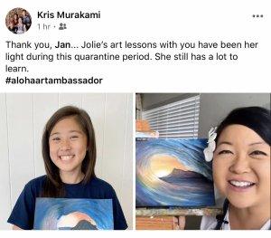 Review from Kris & Jolie Murakami