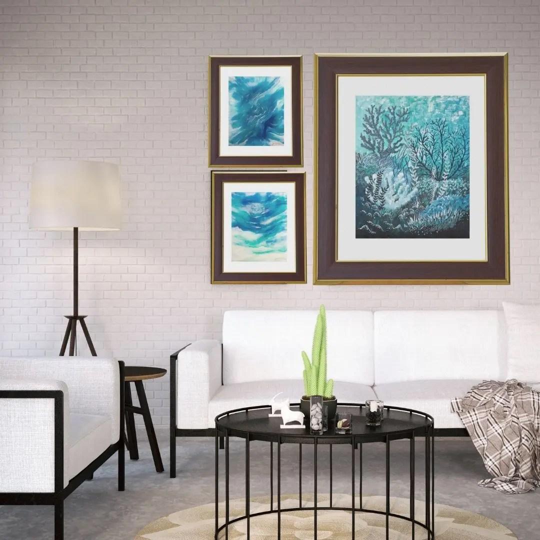 art prints for sale by artist Jan Tetsutani Art