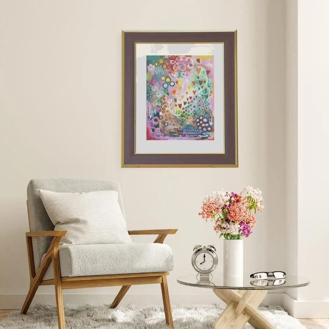 abstract art prints jan tetsutani
