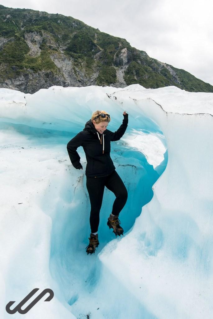 helihike fox glacier