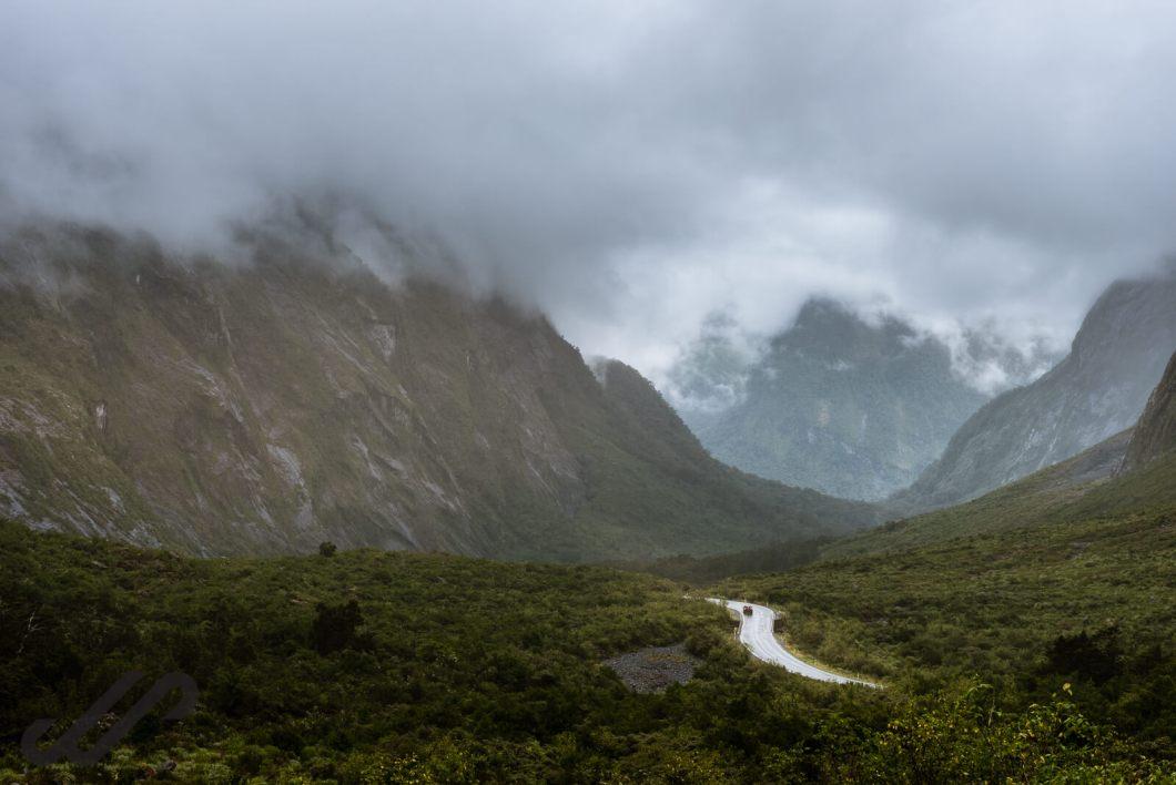 Nieuw Zeeland in een camper