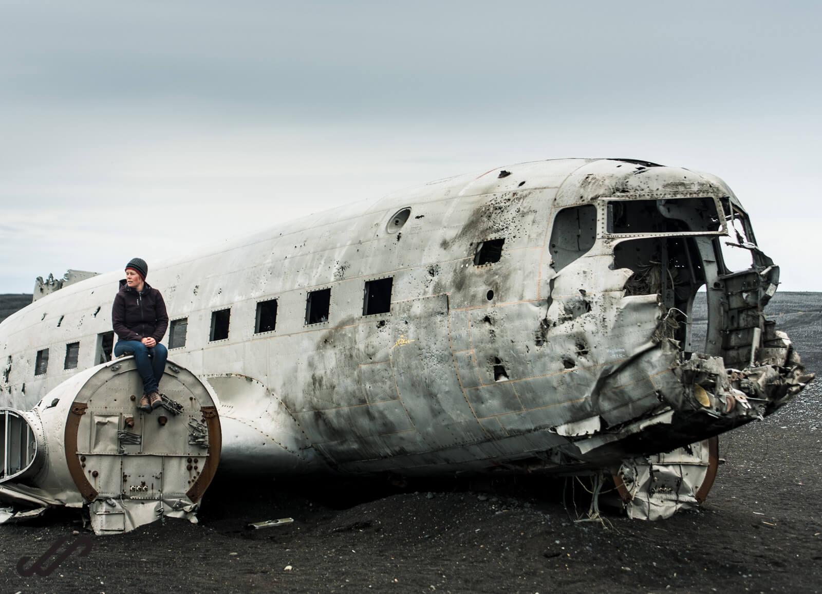 ringweg-ijsland-vliegtuig