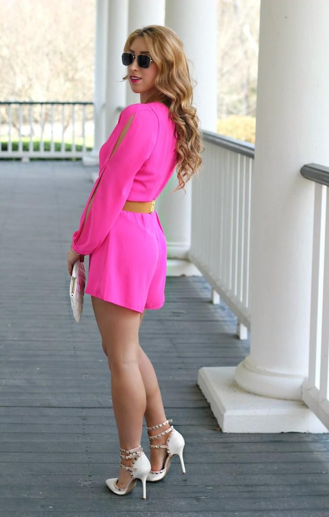 pink romper 8