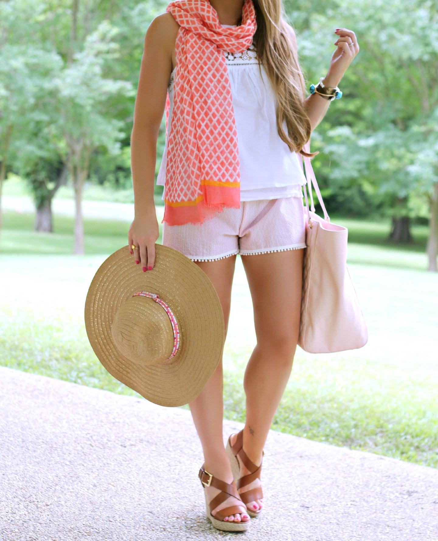Blush + Coral