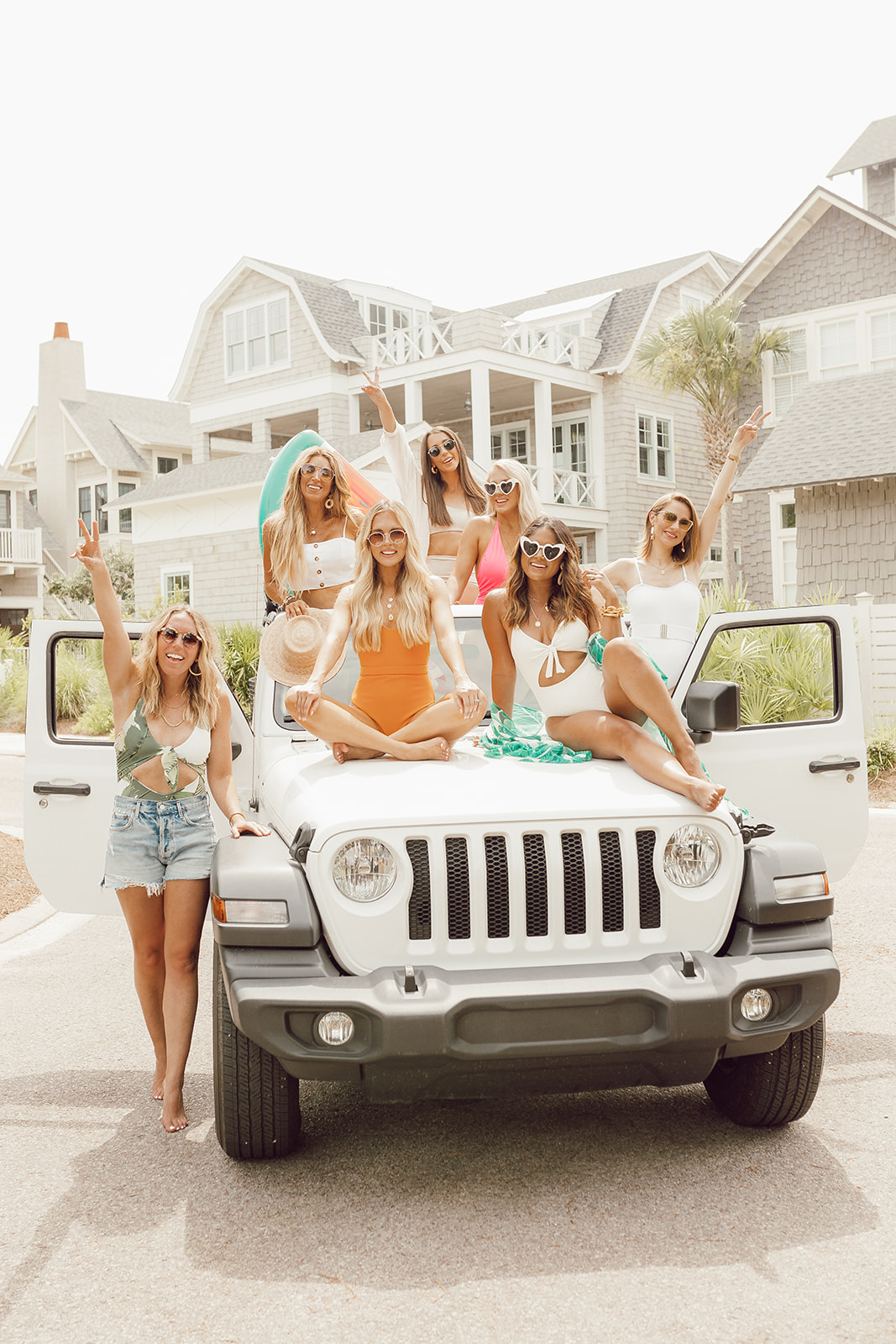 jeep rental in 30A Florida