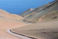 091 Chili  bijna in Pisagua