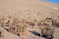 190 Chili terug in Pisagua kerkhof