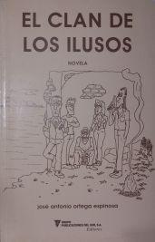 Portada de la novela El clan de los ilusos