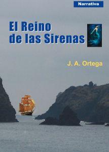 Portada de la nueva edición en papel de El Reino de las Sirenas