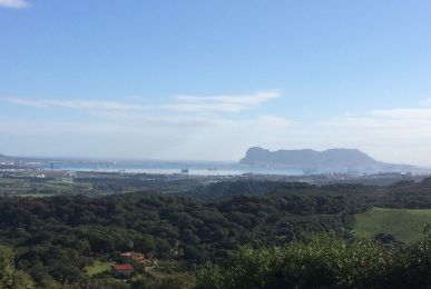 Vista de Gibraltar