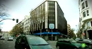 Calle Génova de Madrid