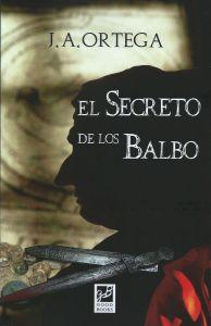 """Portada del libro """"El Secreto de los Balbo"""""""