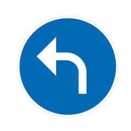 Giro a la izquierda